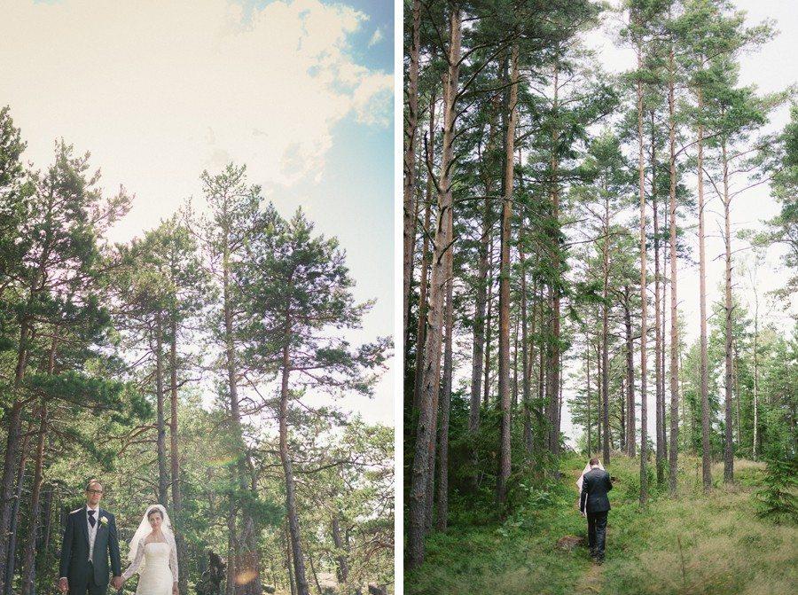 Åland bröllopsfotograf