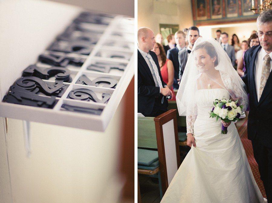 Bröllop Åland