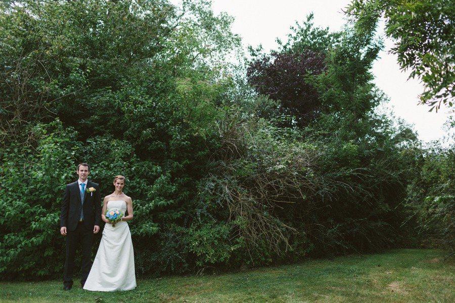 Lund sommar bröllop