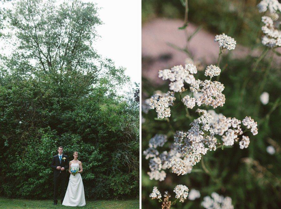 Lund Värpinge Bröllopsblommor