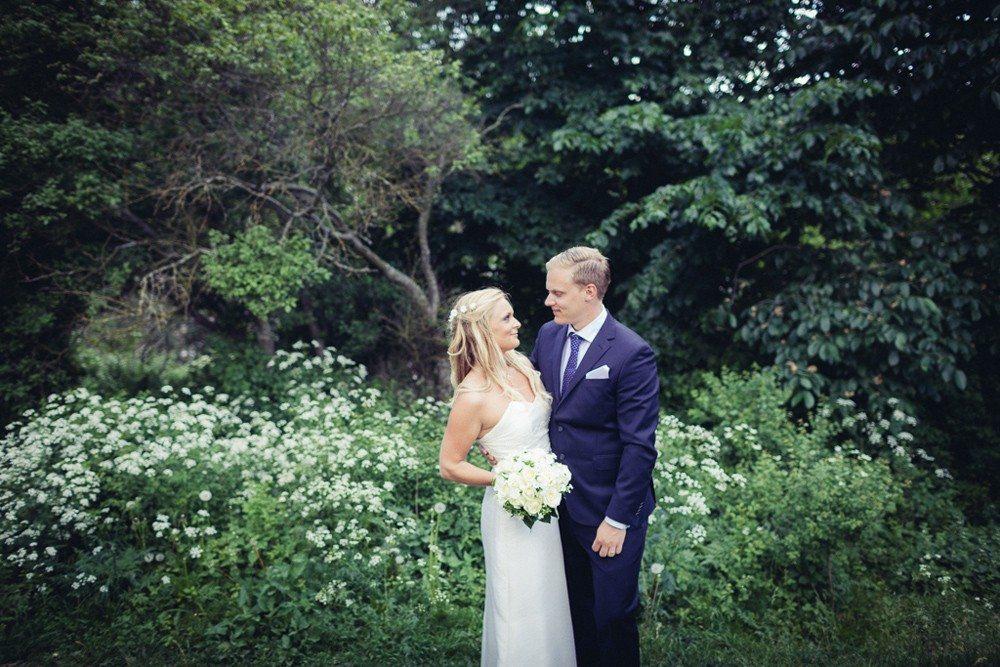 Bröllopsfotograf Stockholm Skärgård