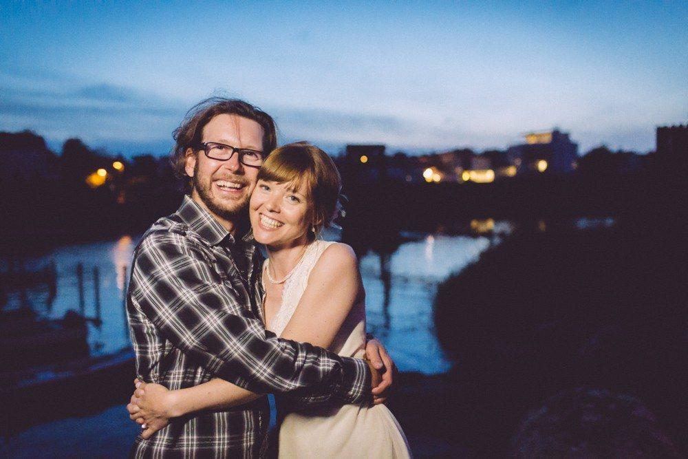 Bröllopsfotografer Roddförening Göteborg