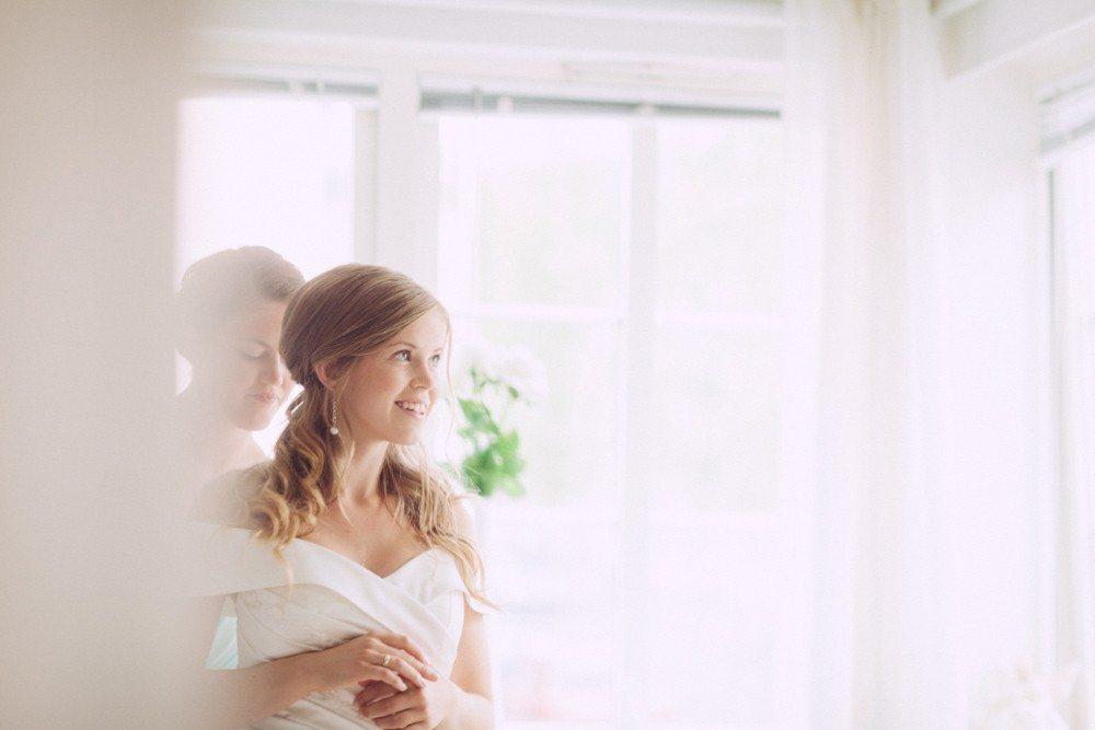 Bröllopsfotograf östersund