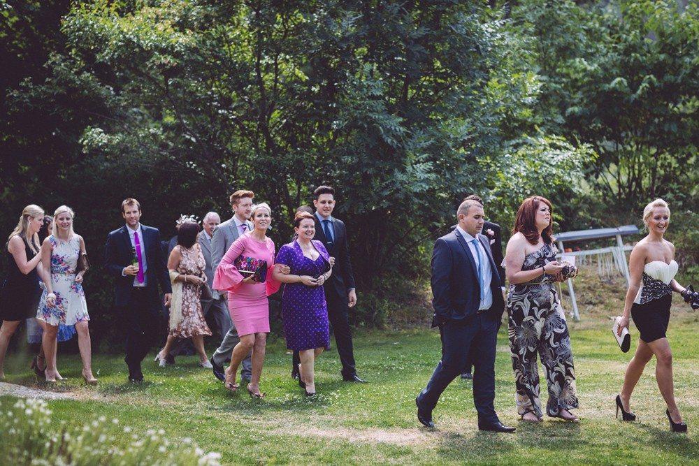 Engelskt bröllop Sverige