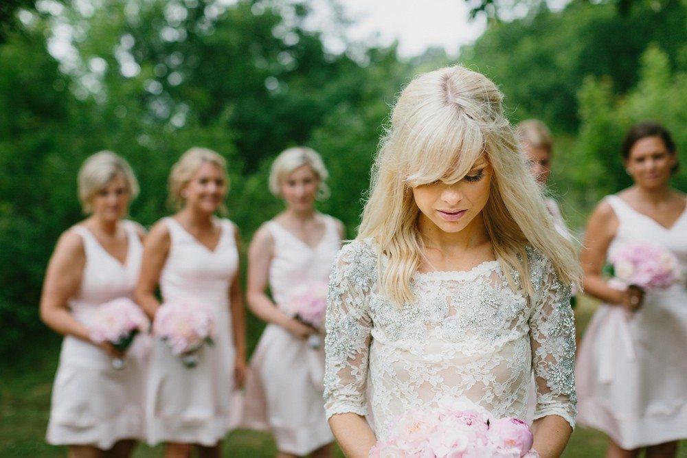 Sweden Romantic Wedding