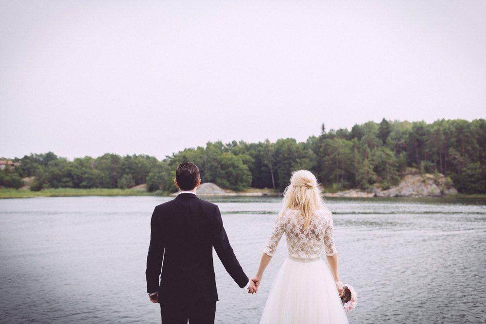 Bröllopsfotograf Smådalarö Gård Stockholm