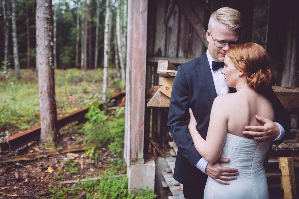 Bröllopsfotograf Hestra Loke Roos