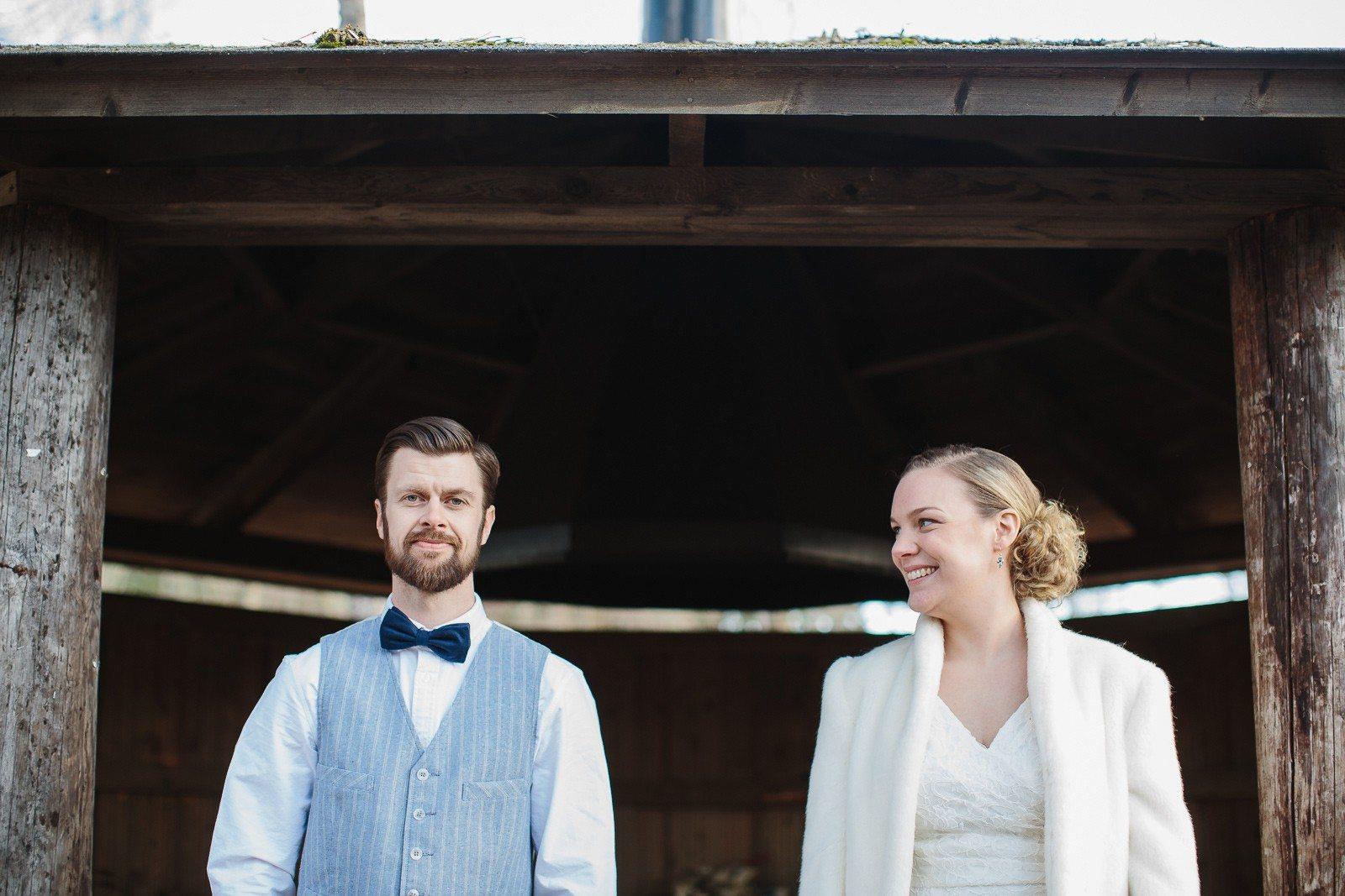 Bröllopsfotograf Mullsjö Västergötland