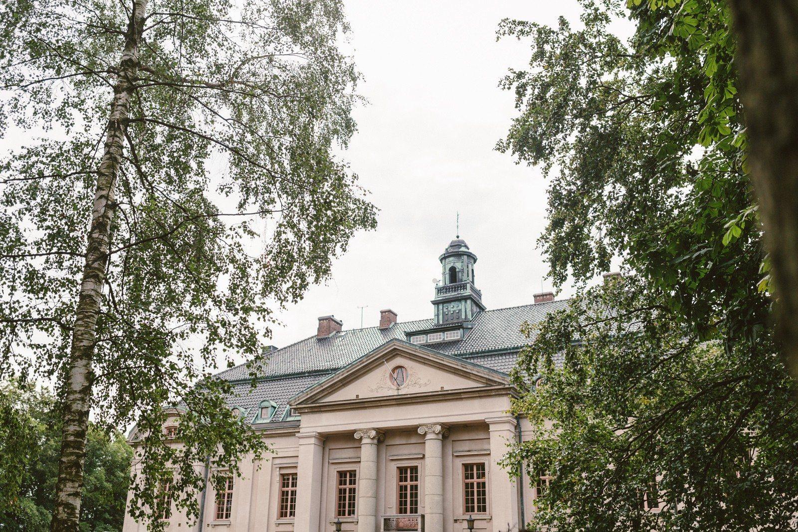 Bröllopsfotograf Örenäs Slott