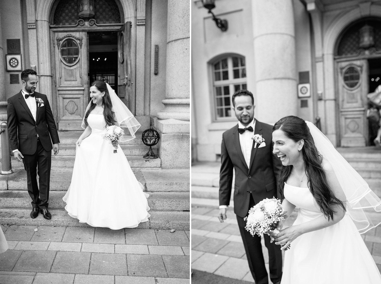 Roligt bröllop landskrona
