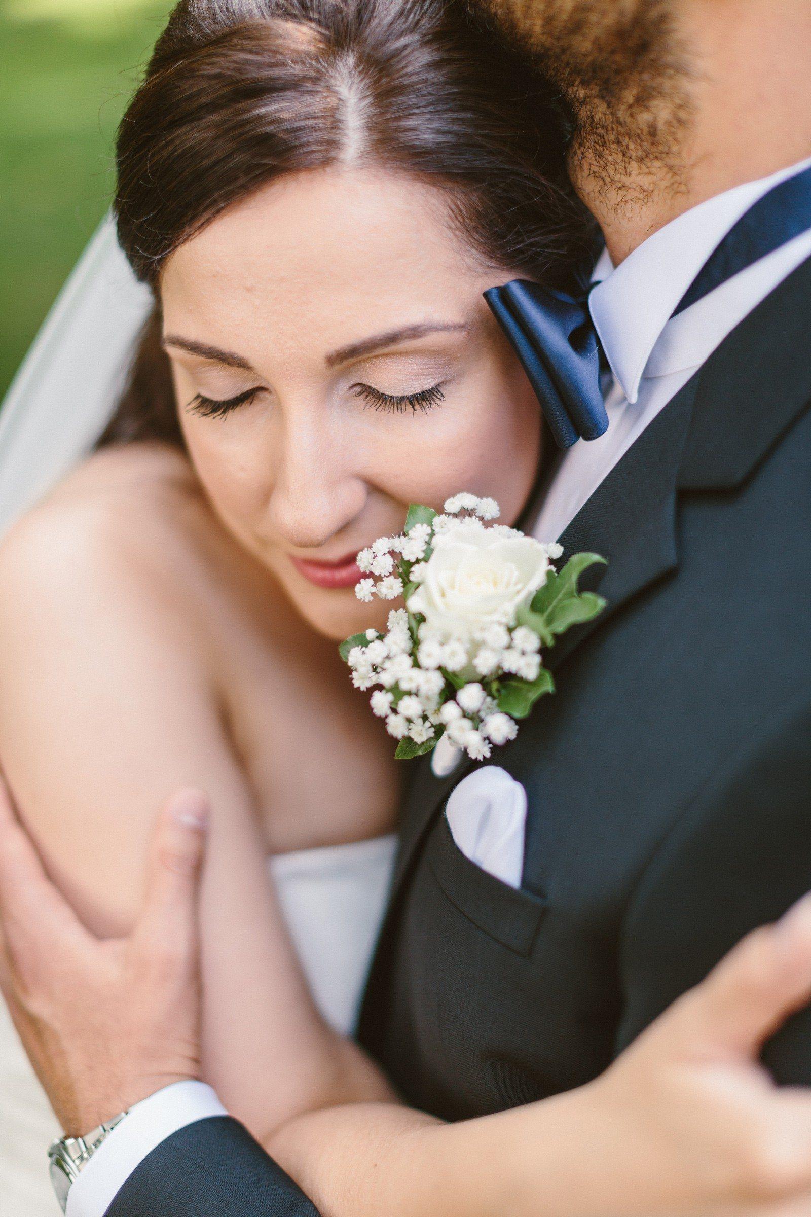 Bröllopsfotograf romantiskt