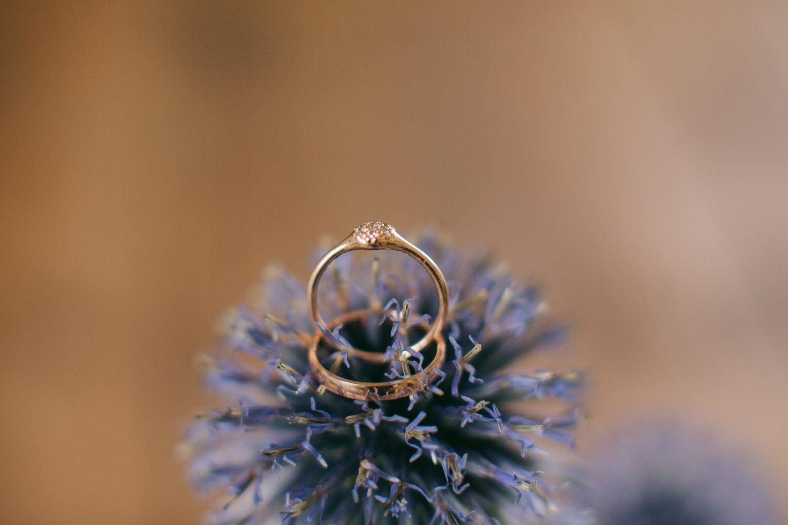 bröllopsring fotograf