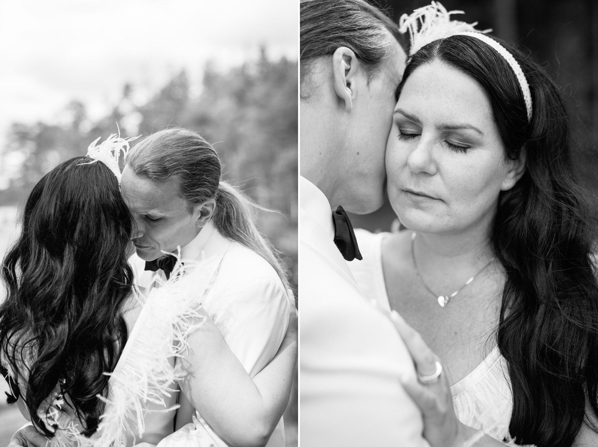 Bröllopsfotograf Härryda