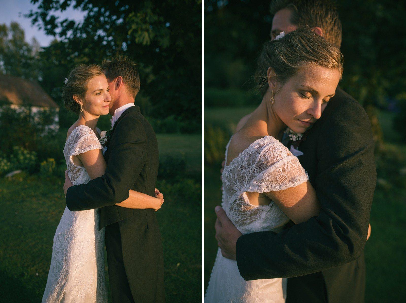Bröllopsfotograf Österlen Skåne