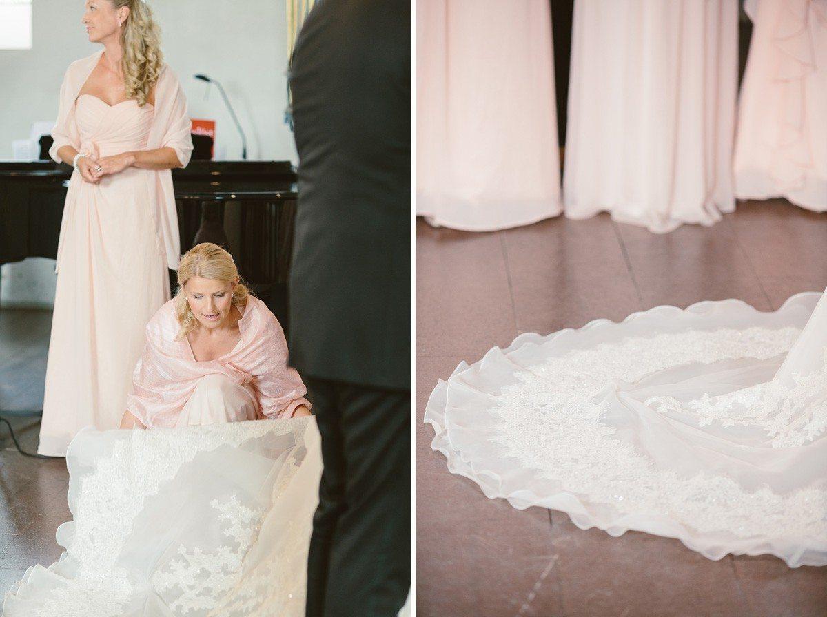 bröllopskläning Mölle
