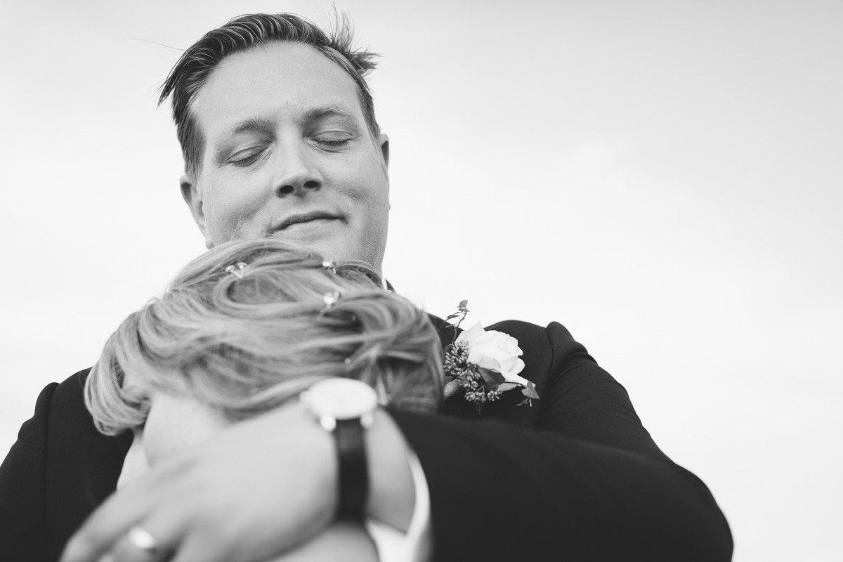 Bröllopsfotograf Kullaberg