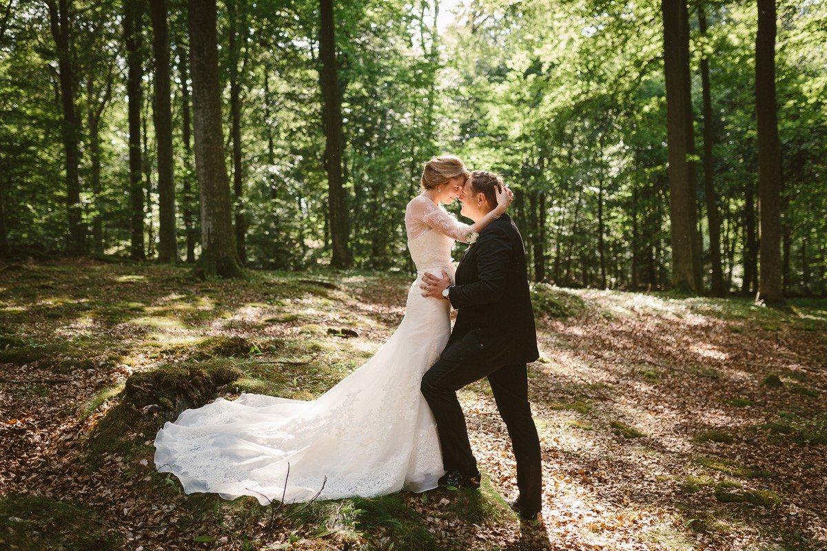 Bröllopsfotograf Mölle