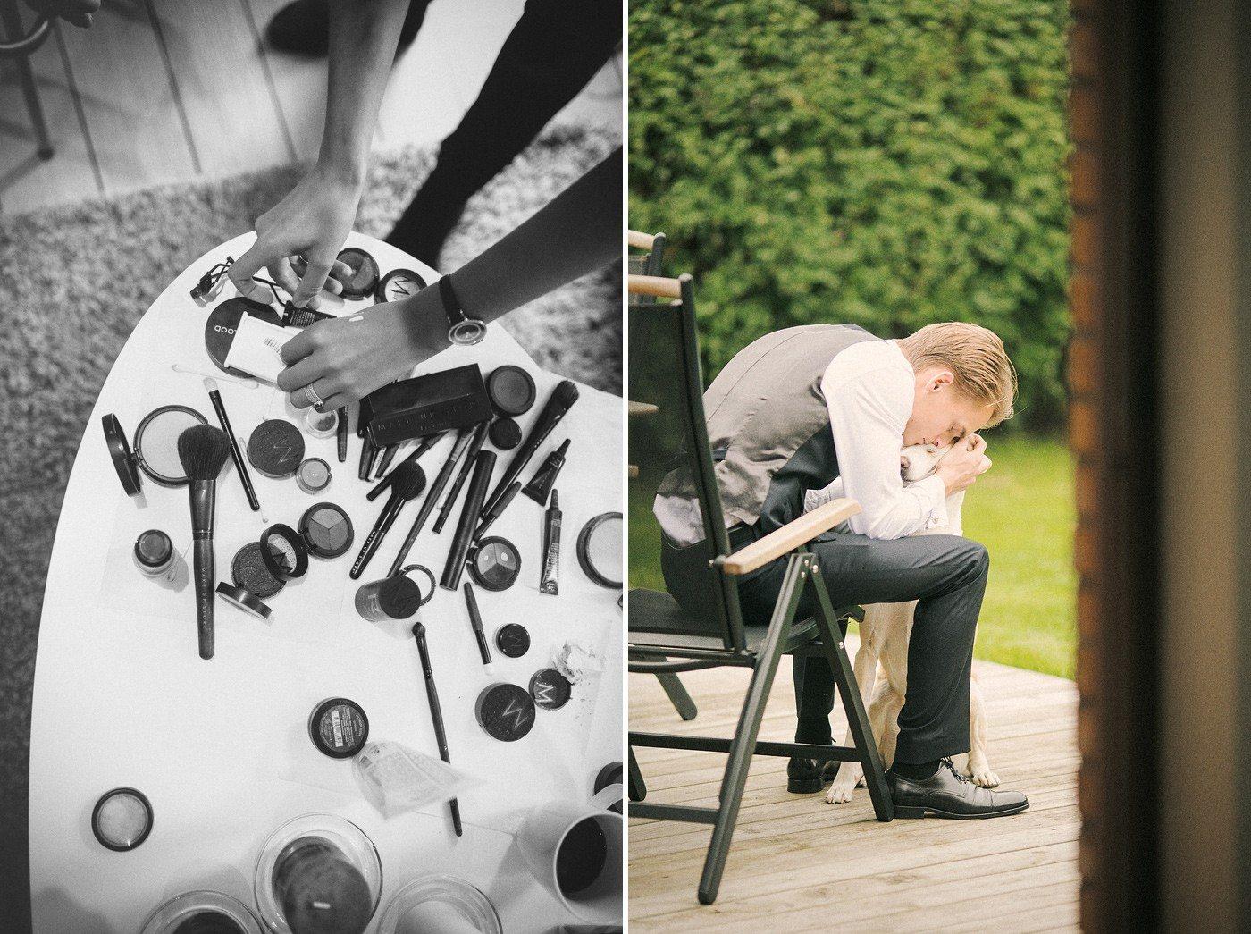 Bröllopsfotograf Ljunghusen