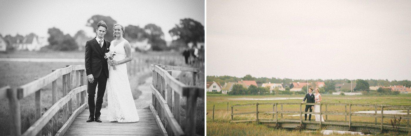 Bröllopsfotograf Skanör