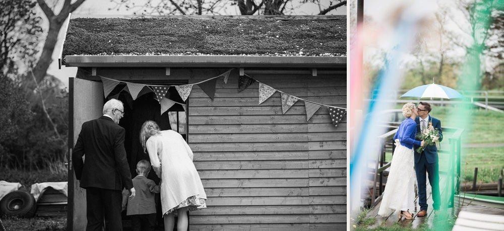 skandinaviskt bröllop