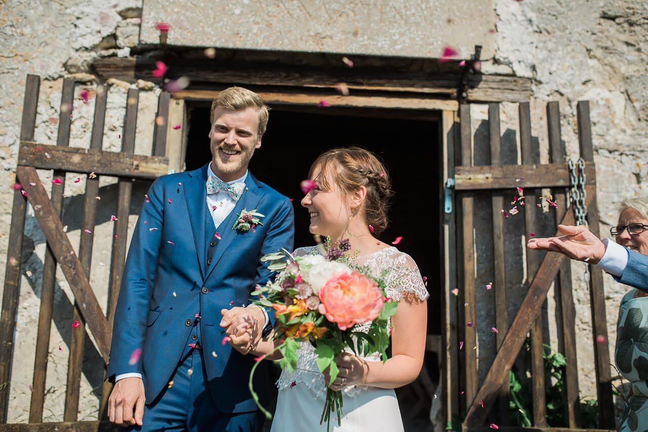 gotland bröllop fotografering