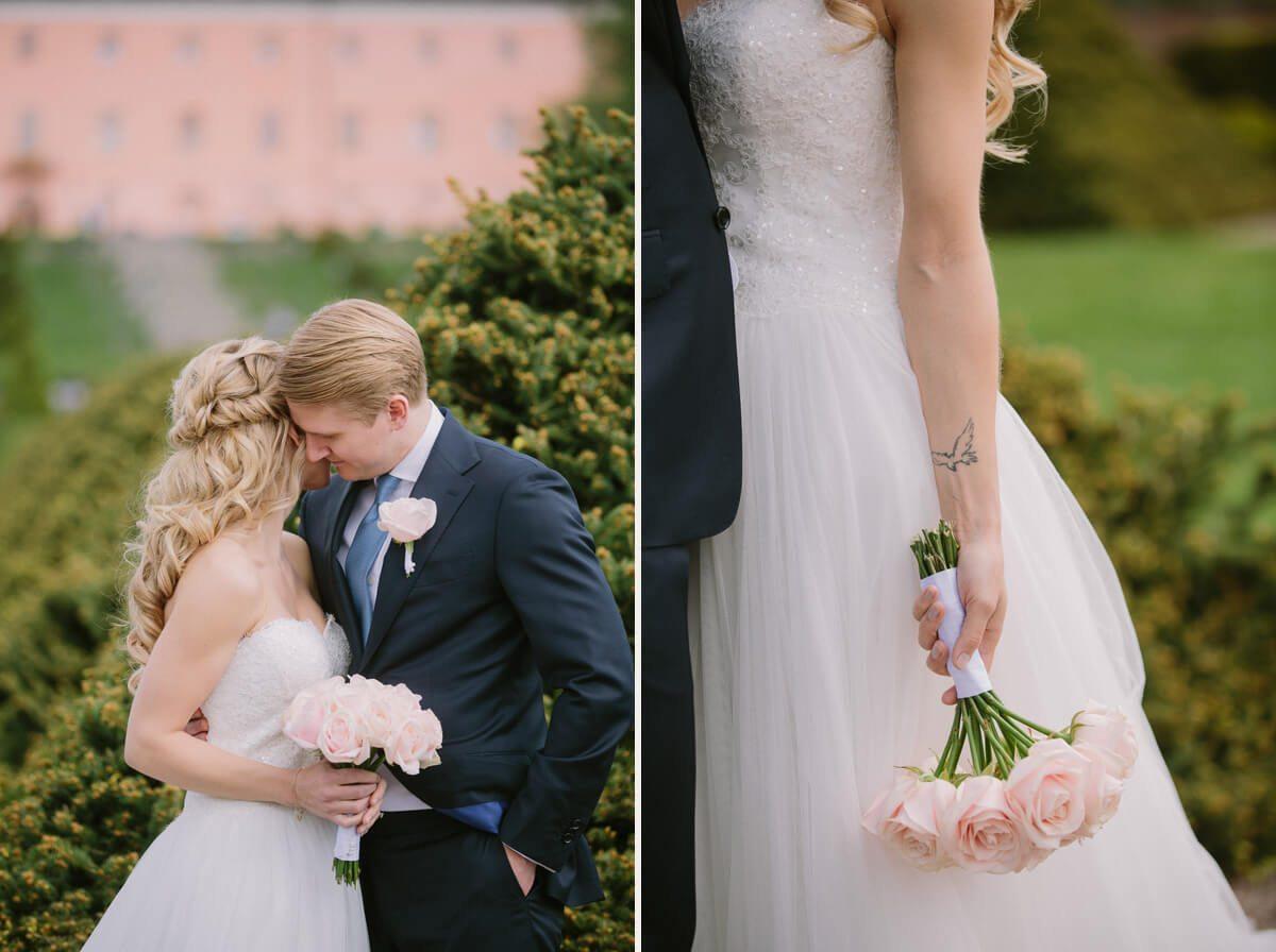 Bröllop Uppsala Botaniska trädgård