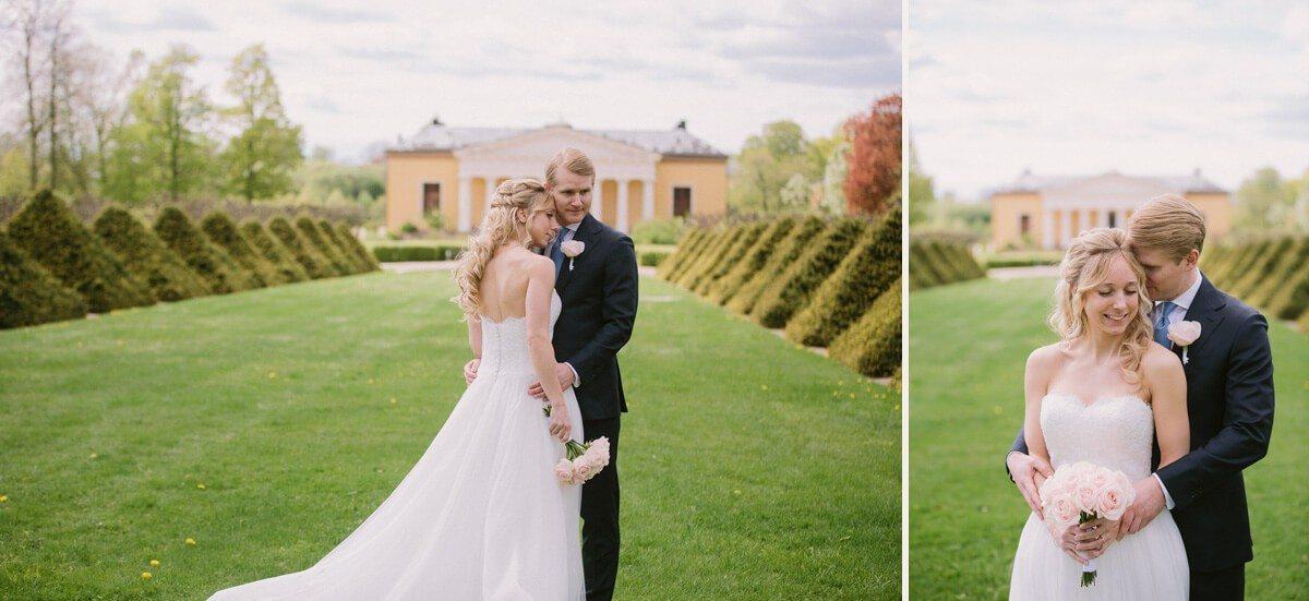 bröllopsporträtt uppsala