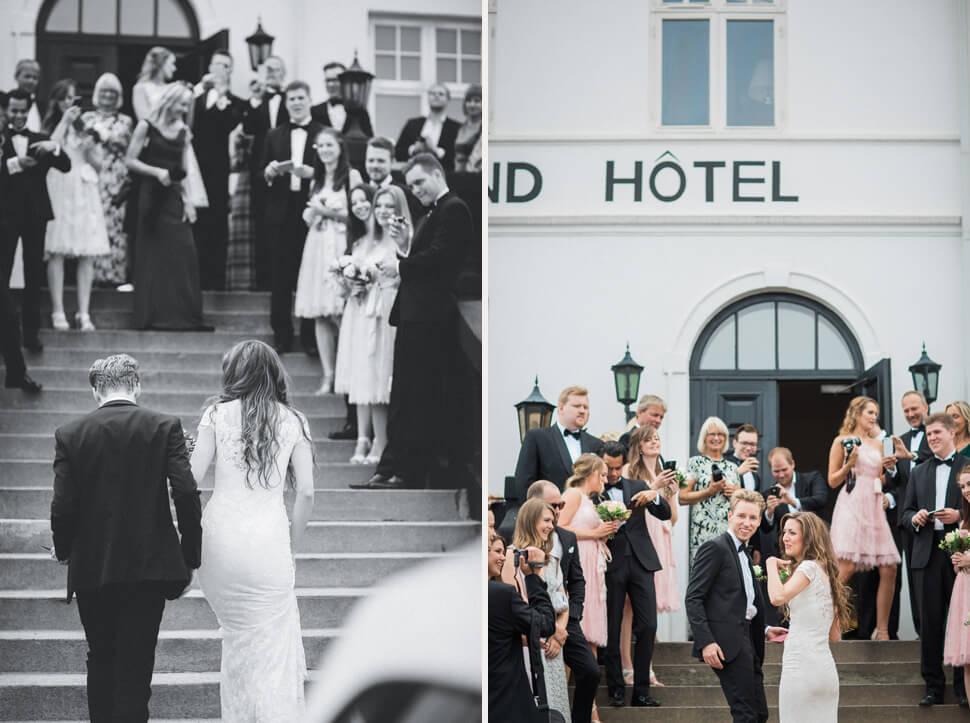 Grand Hotell Mölle Bröllop