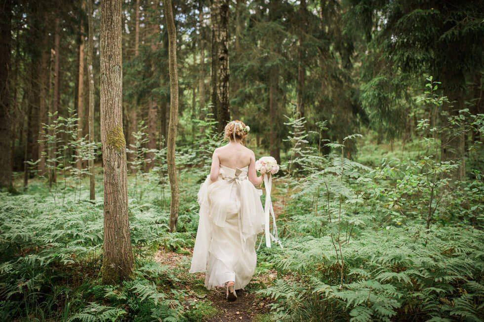 bröllop skog göteborg