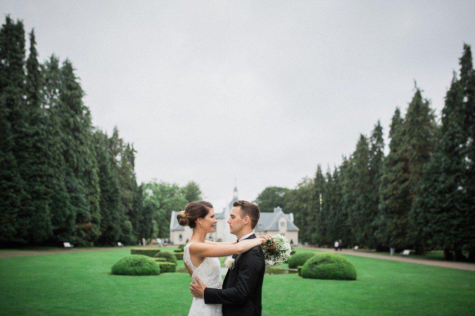 Bröllop Norrvikens Trädgårdar