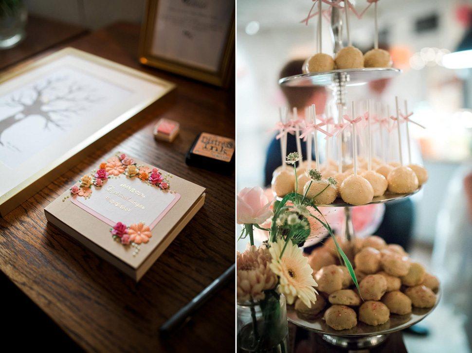 bröllopsdesign dukning