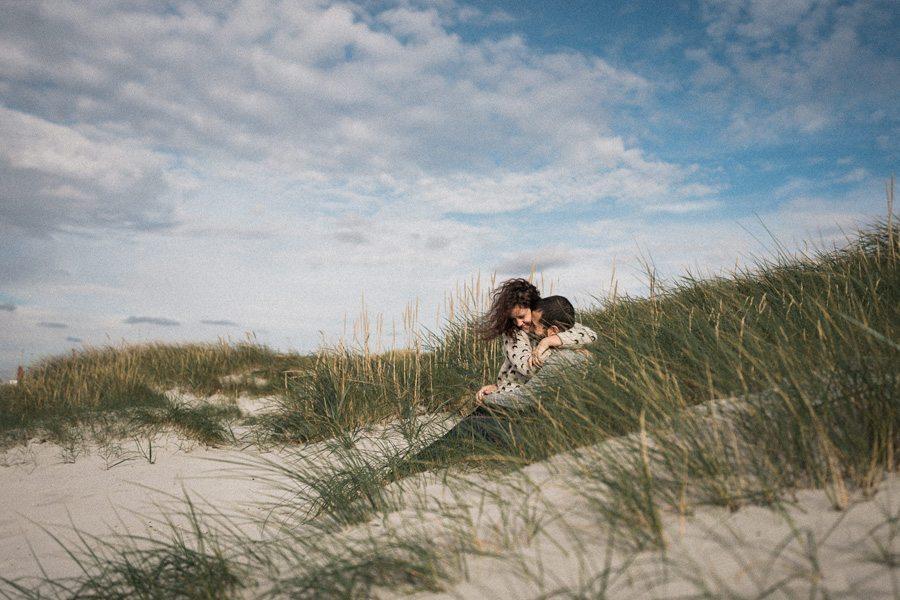 Sandra Derek Fotografering Skanör