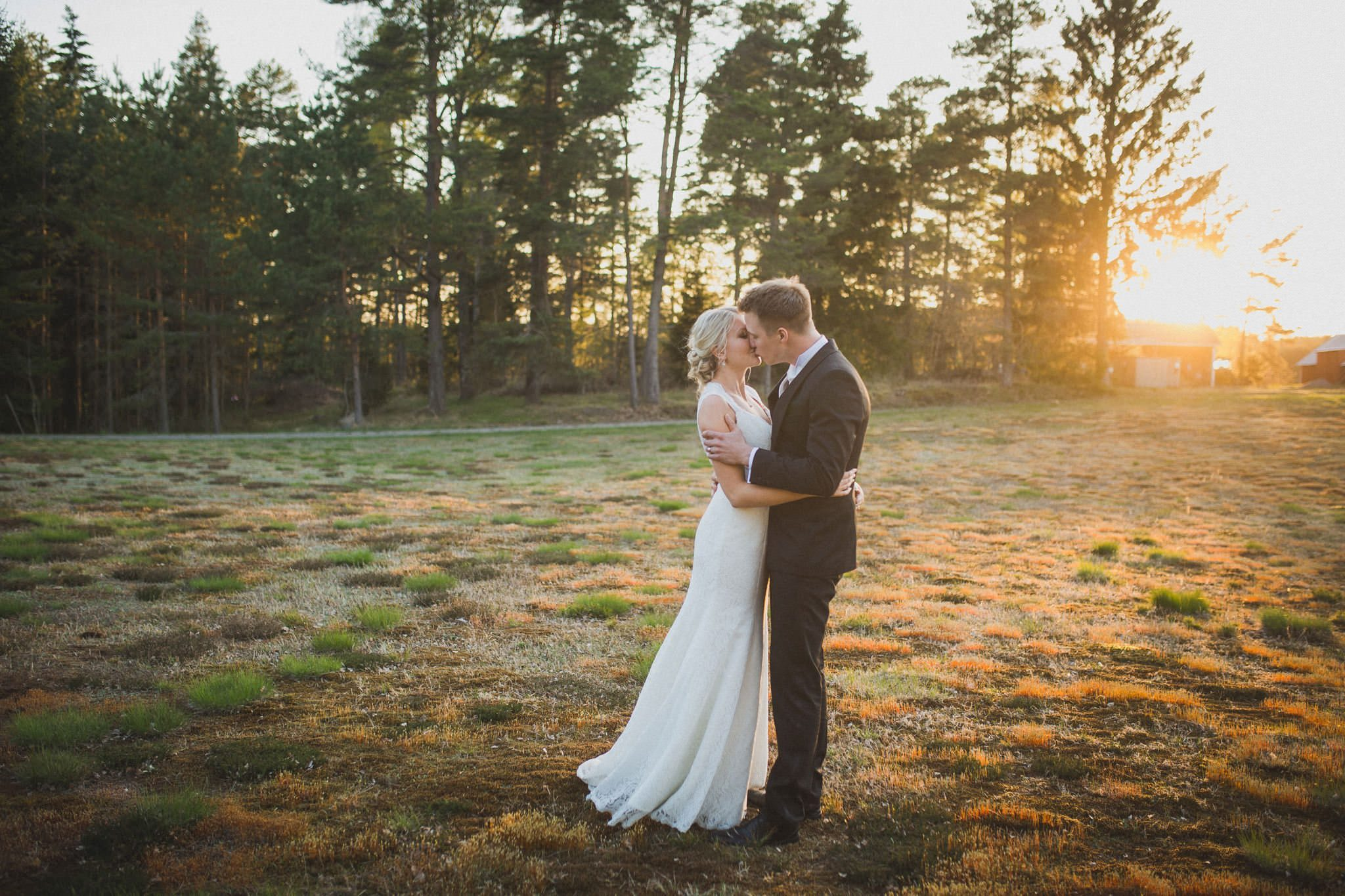 Bröllopsfotograf Falsterbo