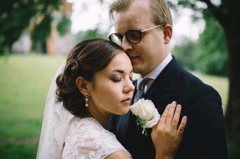 Romantiskt Bröllop på Trollenäs Slott i Skåne