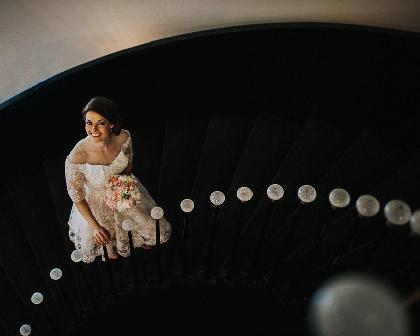 Bröllopsfotograf Stockholm Wenner Gren Center
