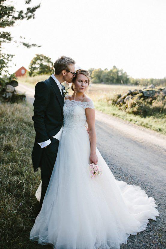 Bröllopsfotograf Linköping Gamla Slottet Bjärka Säby