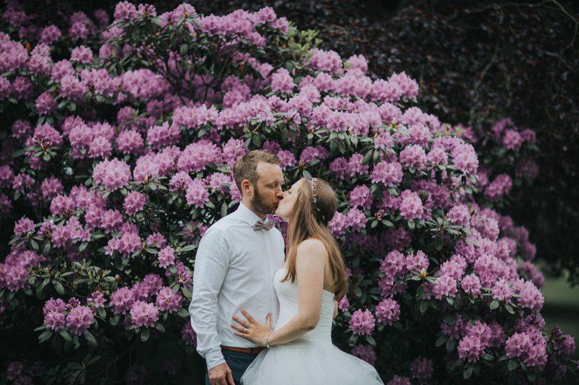 bröllopsfotograf vid ellinge slott skåne
