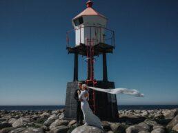 Bröllopsfotograf Torekov Skåne