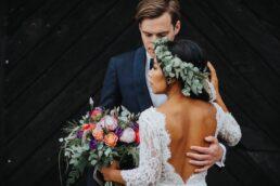 bröllopsfotograf - krusenberg herrgård - uppsala