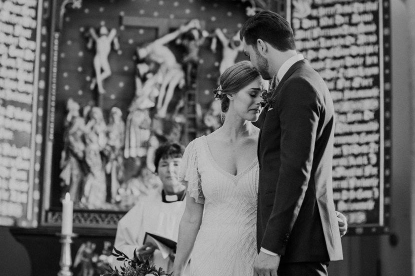 Rustikt bröllop på Elisefarm GK