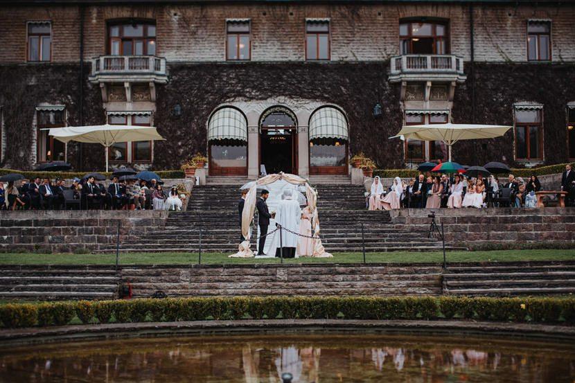 Bröllopsfotograf Bjertorp slott Göteborg