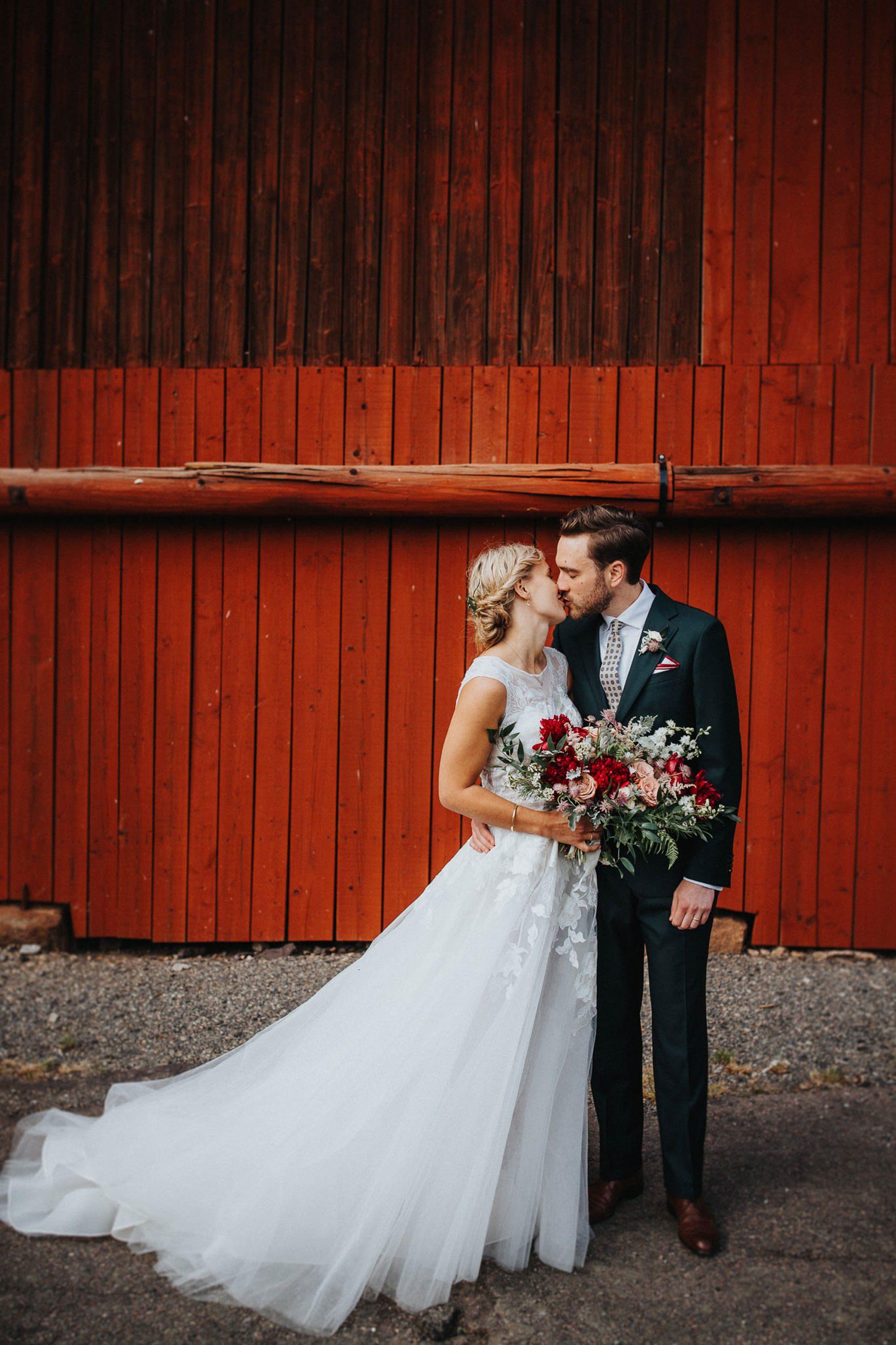 Bröllopsfotograf Åminne Bruk Värnamo Småland