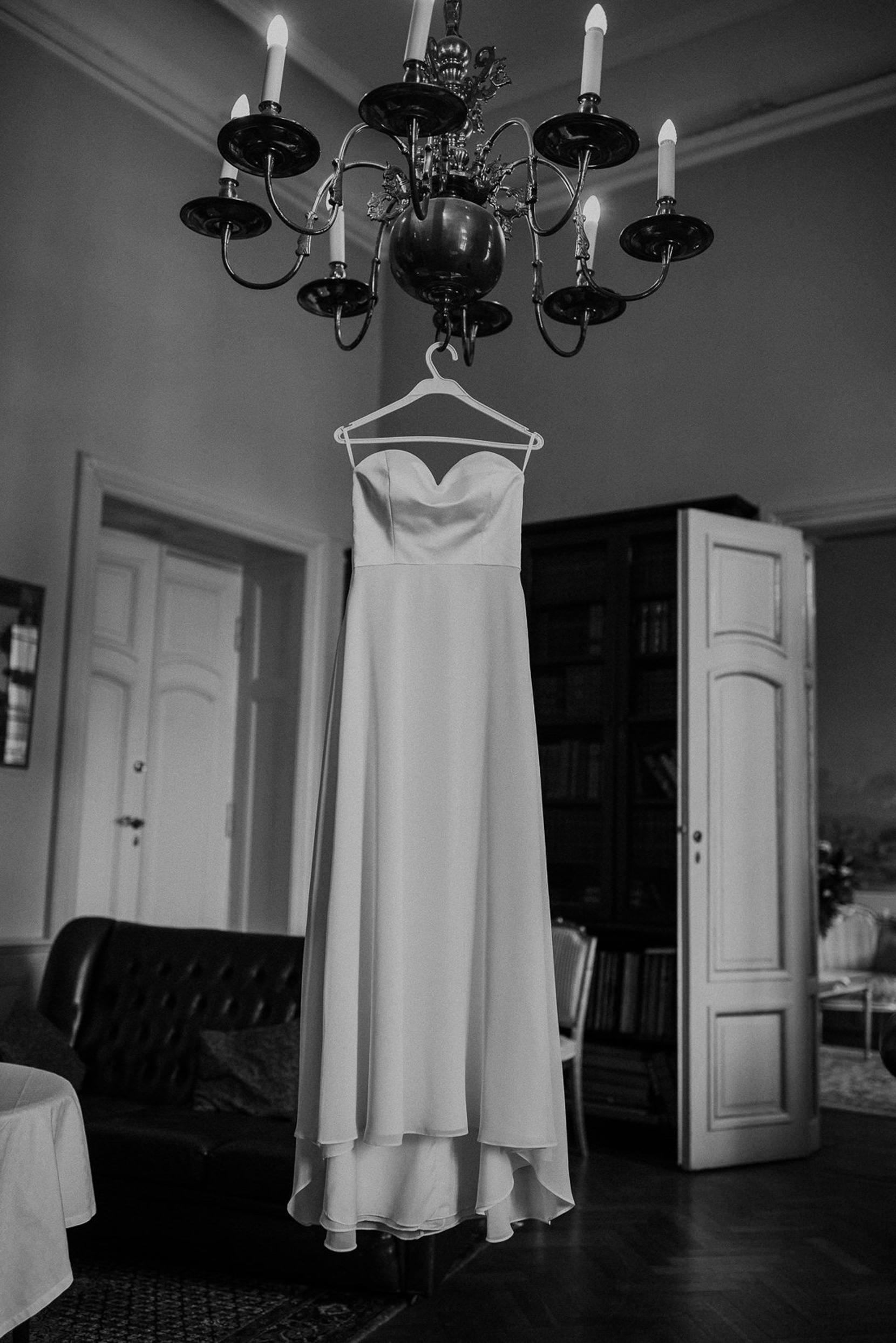Brudklänning Kronovalls Vinslott