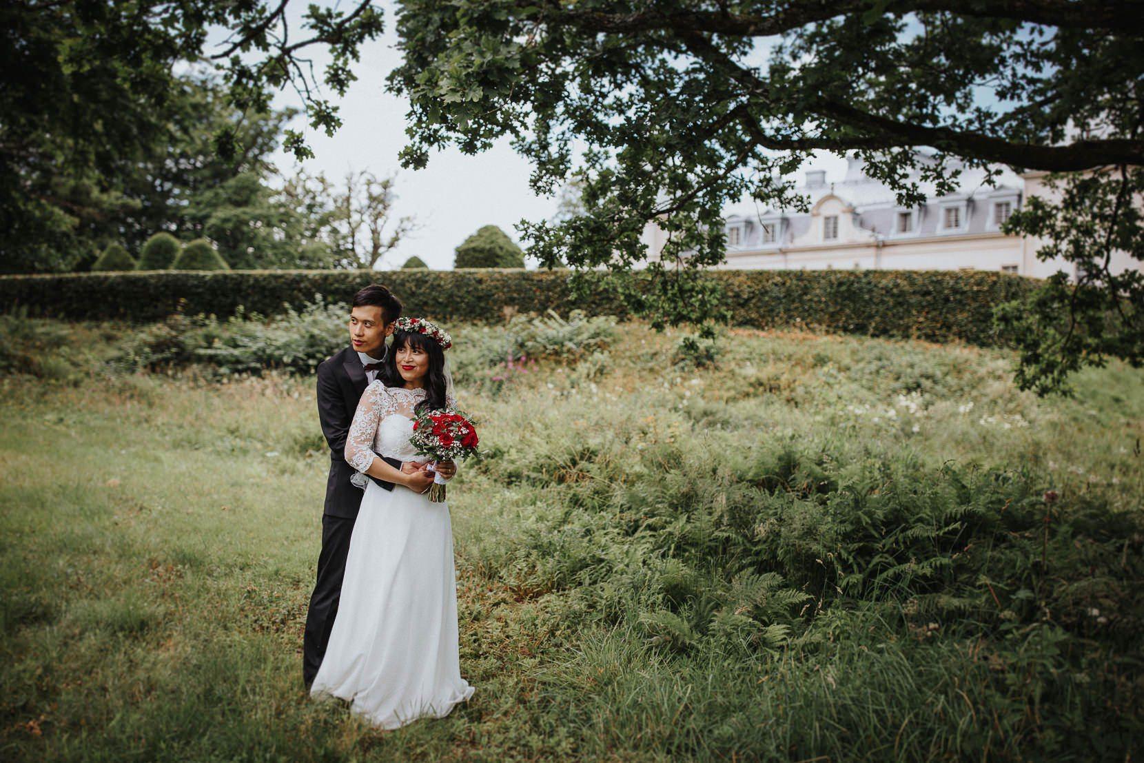 Naturen Bröllop Österlen