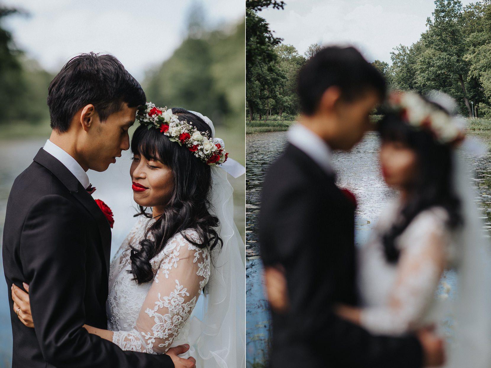 Bröllop på Kronovalls Vinslott