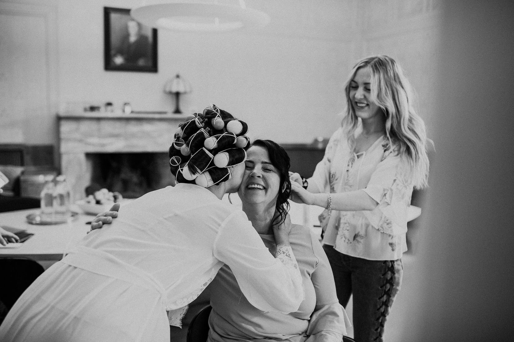 Förberedelser Nervositet och Bröllop