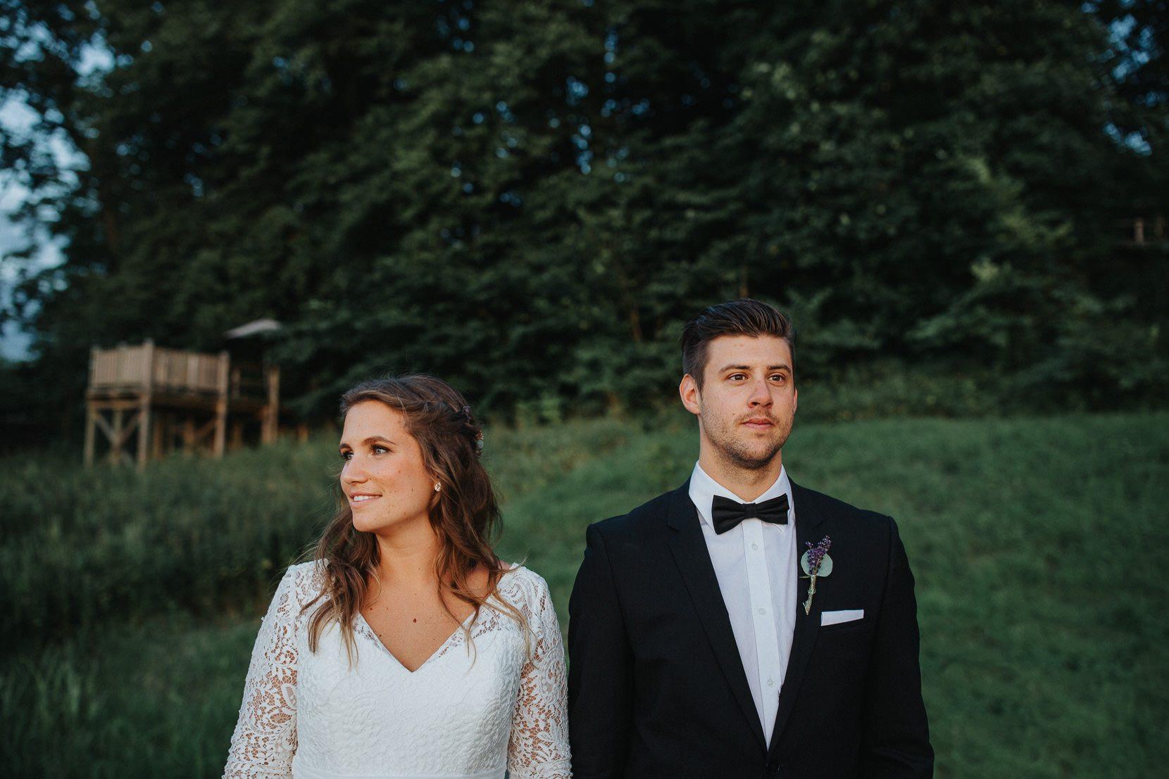 Bröllopsfotograf Borgeby Slott Skåne