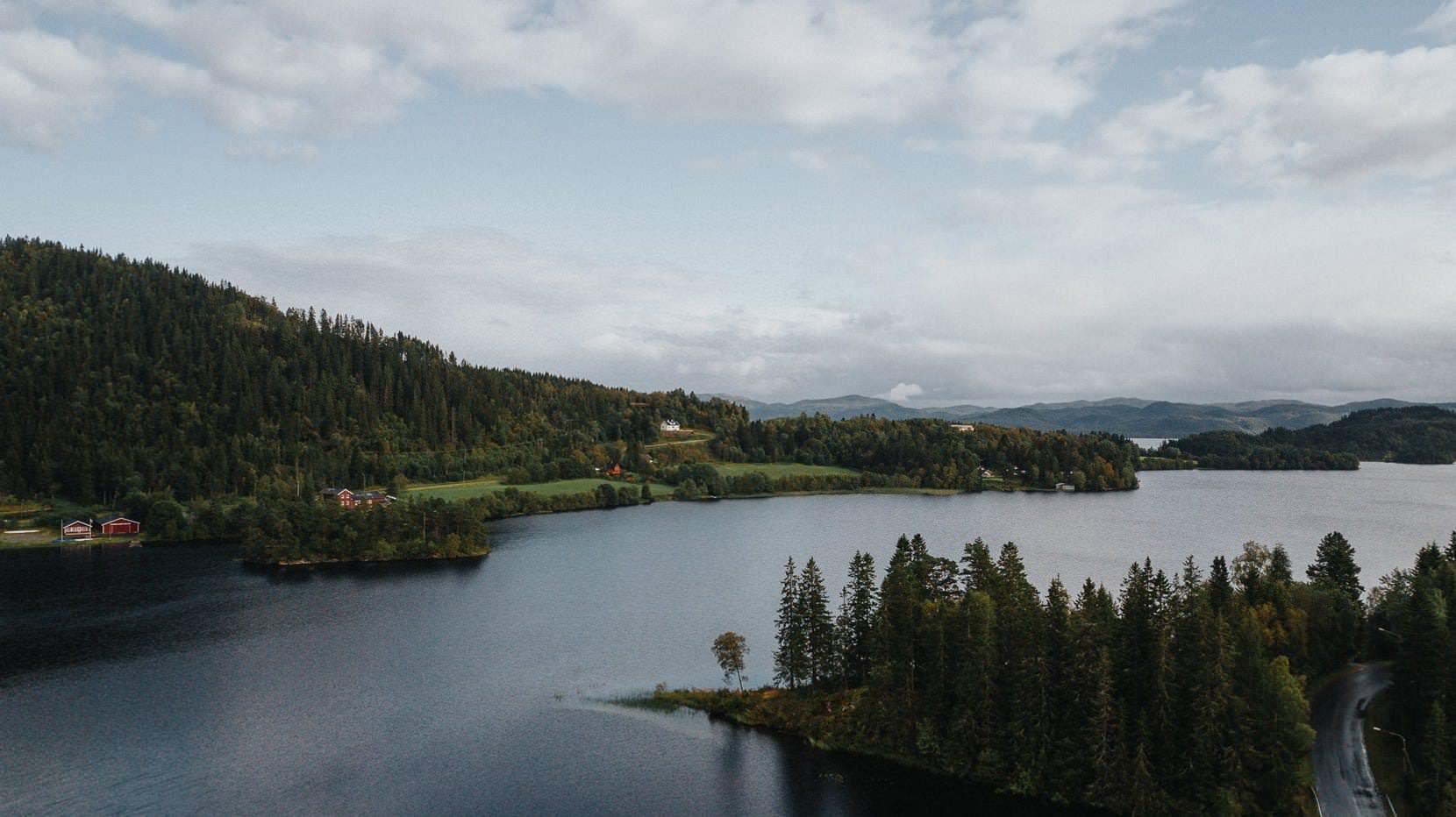 Bryllupsfotograf Trondheim Norge