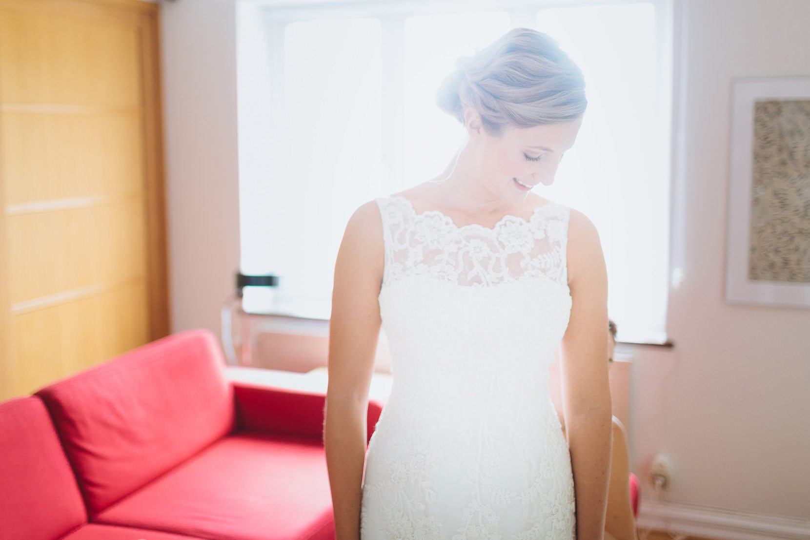 Bröllopsfotograf Katrinetorp Malmö