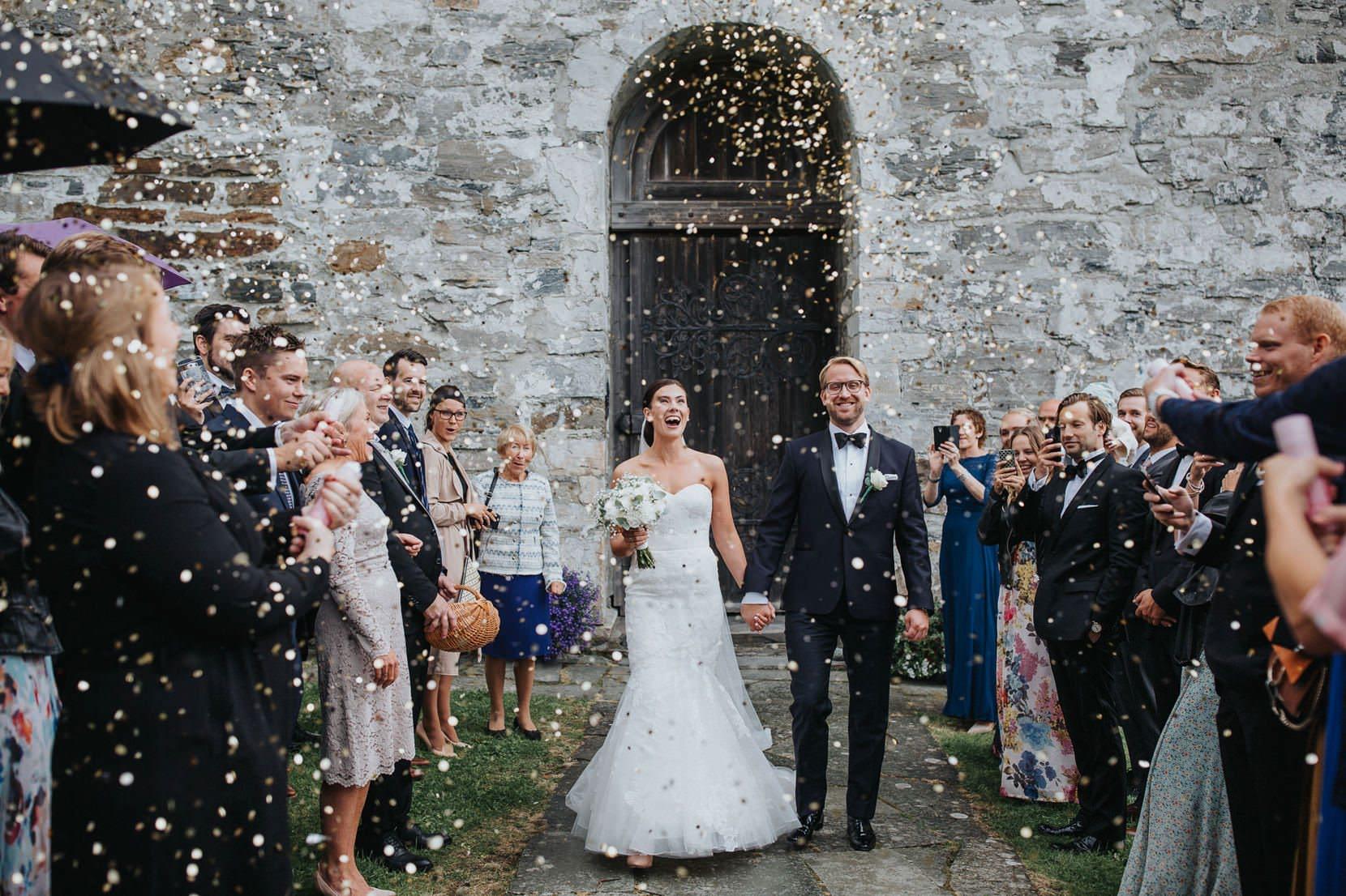 Bröllopsfotograf Inderøy Norge
